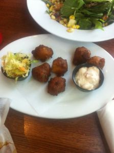Crawfish Hush-puppies