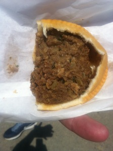 Meat Pie unroofed